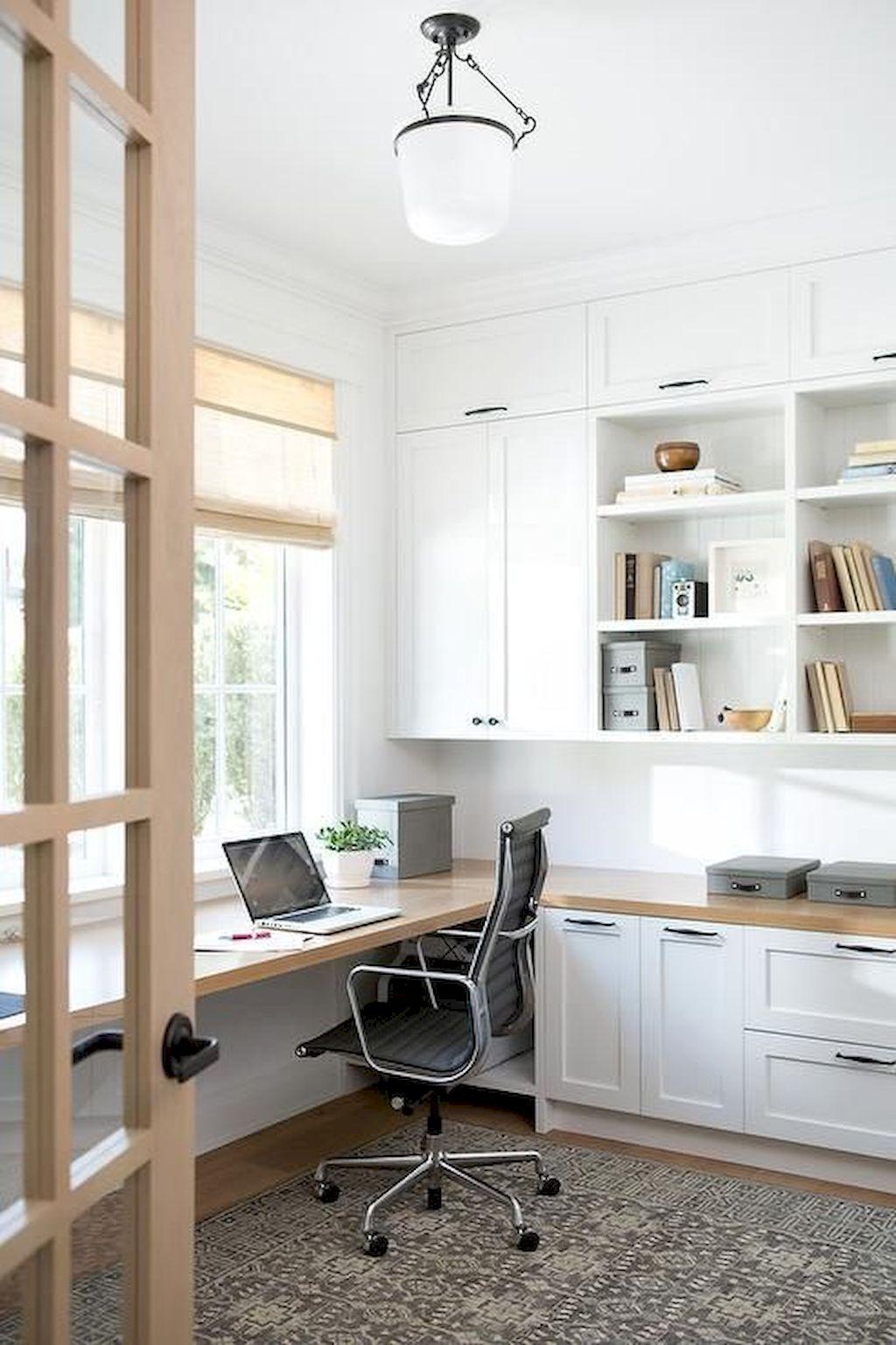 Modern Home Office Design Ideas 096