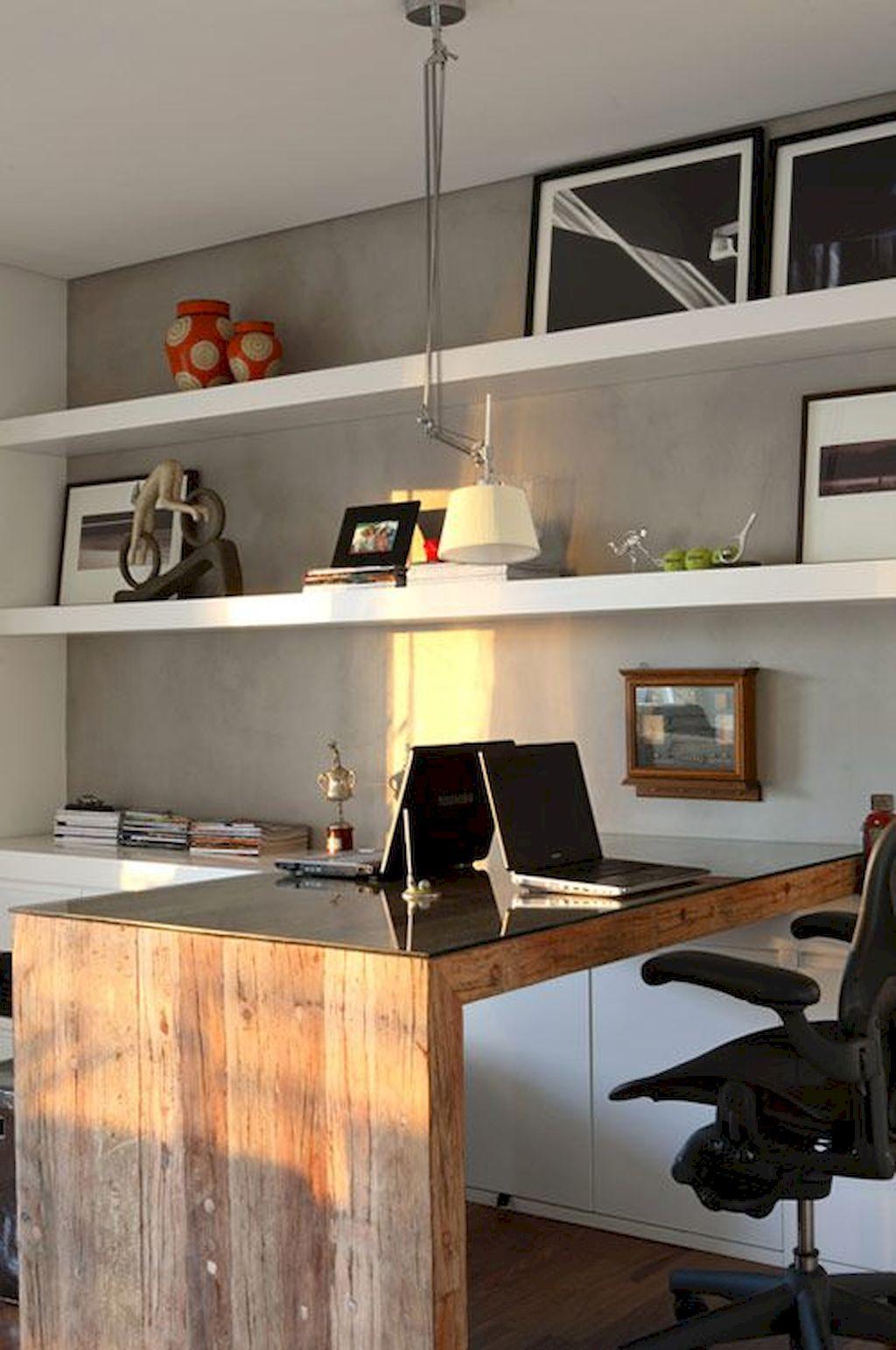 Modern Home Office Design Ideas 125