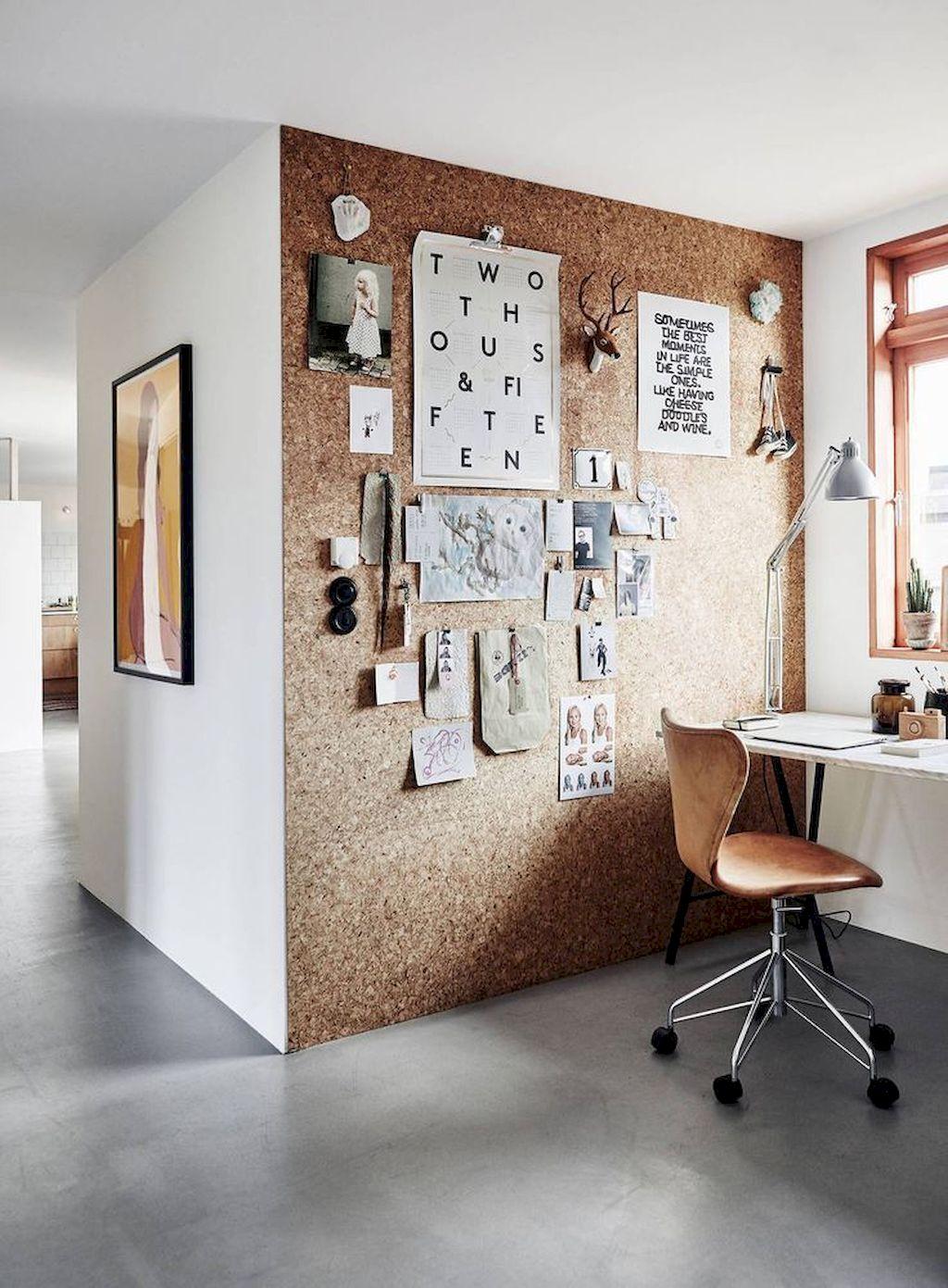 Modern Home Office Design Ideas 130