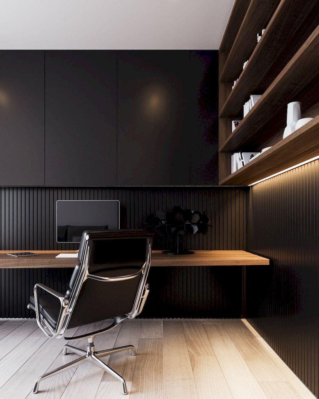 Modern Home Office Design Ideas 132