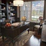 Modern home Office Design Ideas 19