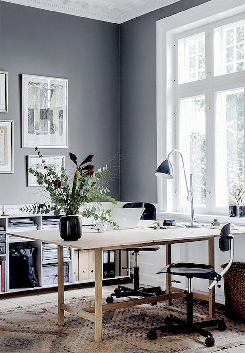 Modern Home Office Design Ideas 147