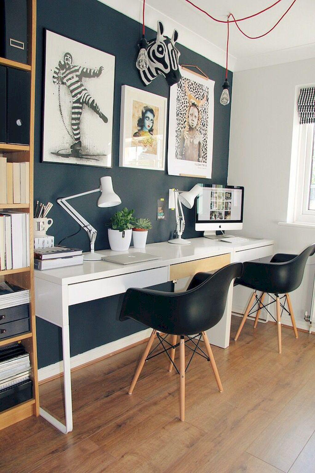 Modern Home Office Design Ideas 149