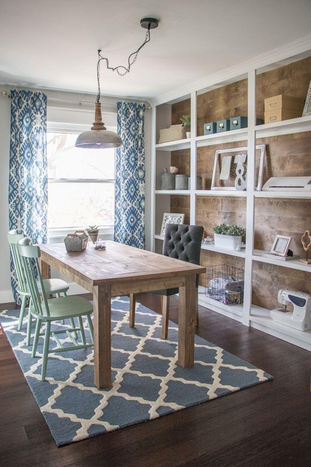 Modern Home Office Design Ideas 152