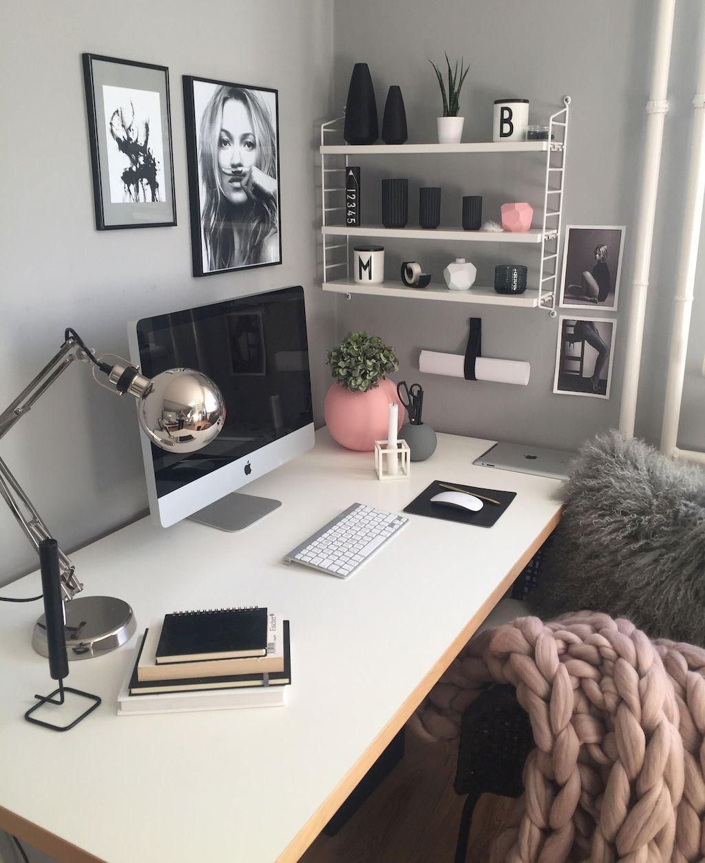 Modern Home Office Design Ideas 160