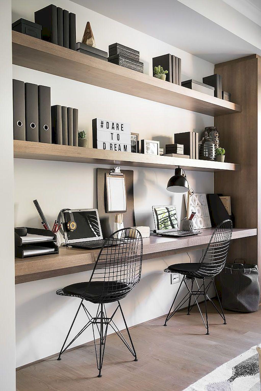Modern Home Office Design Ideas 164