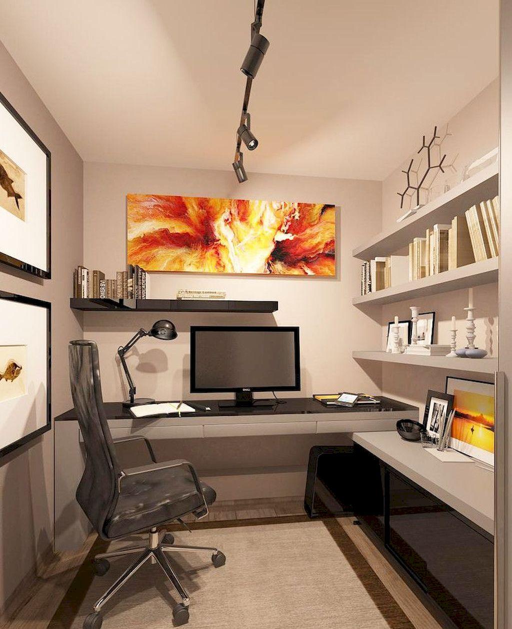 Modern Home Office Design Ideas 165