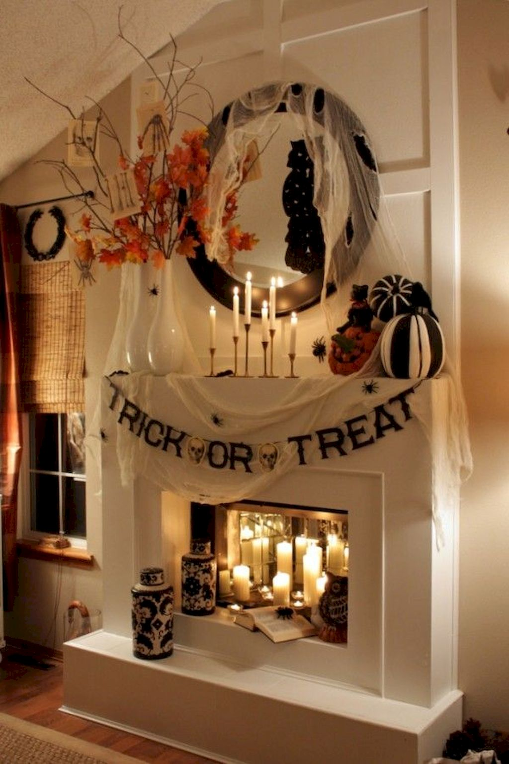 Spooky Halloween Party Decoration 013