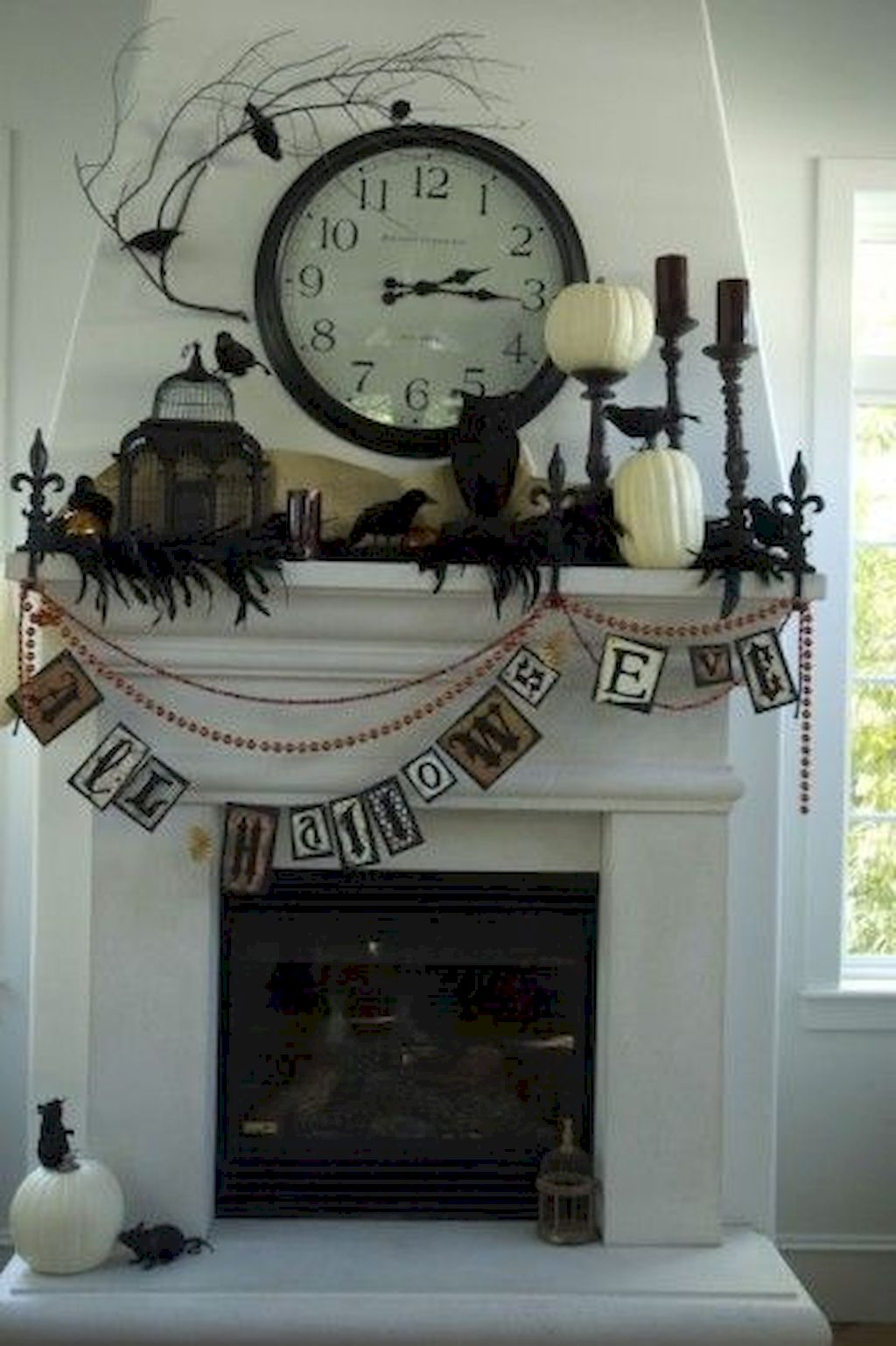 Spooky Halloween Party Decoration 028