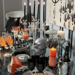 Classy Halloween Party Decoration 31