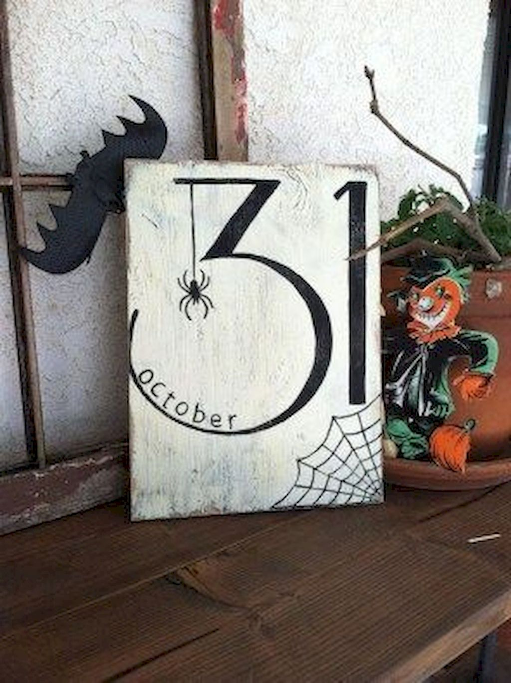 Spooky Halloween Party Decoration 041