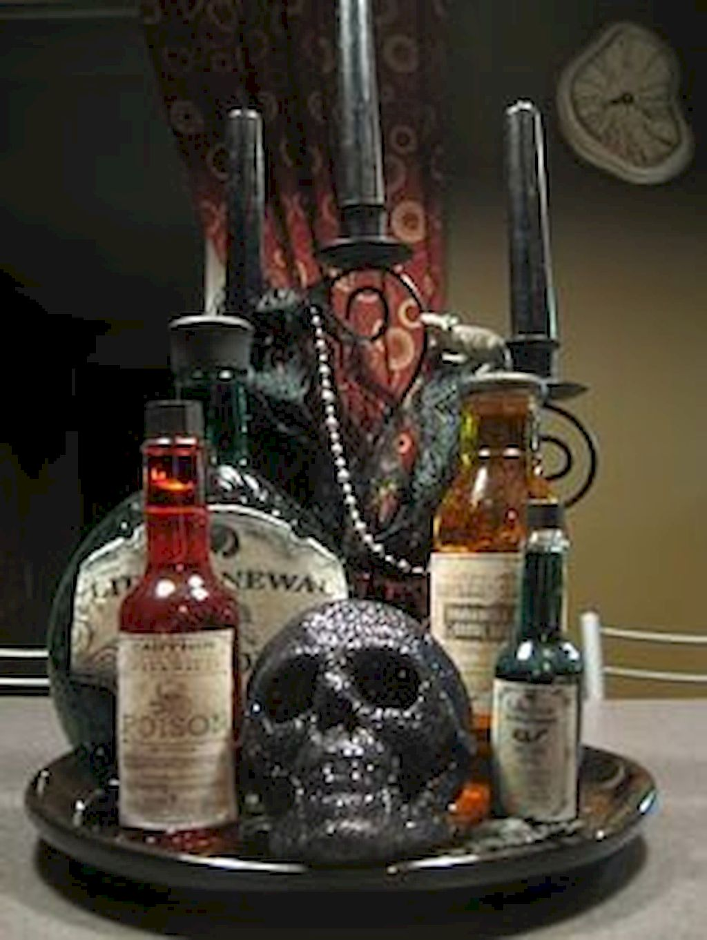 Spooky Halloween Party Decoration 062
