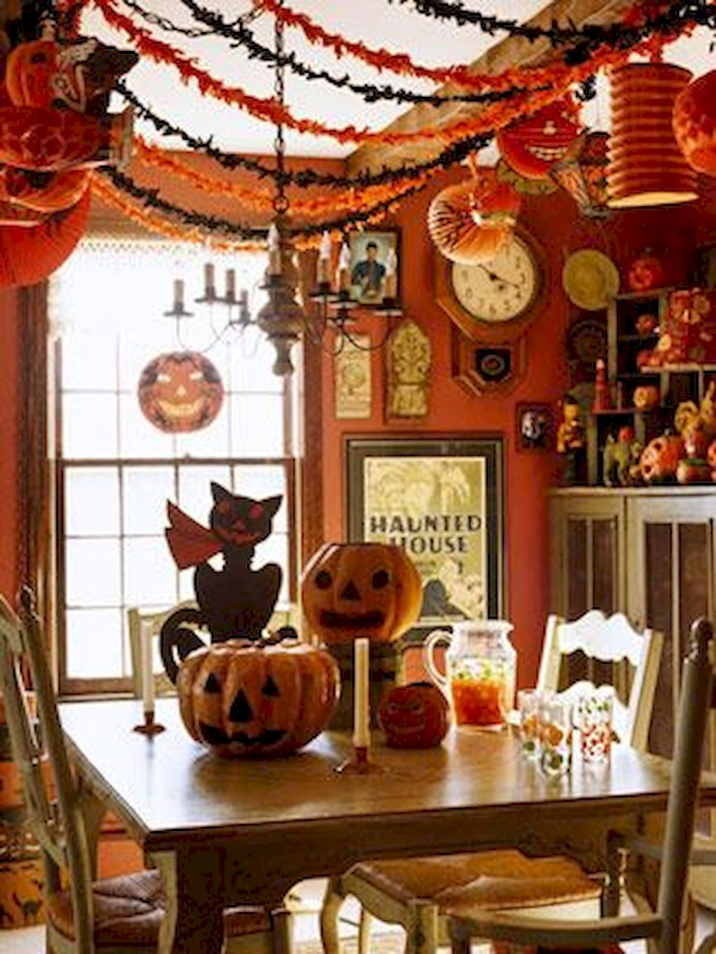 Spooky Halloween Party Decoration 068