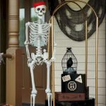 Classy Halloween Party Decoration 131