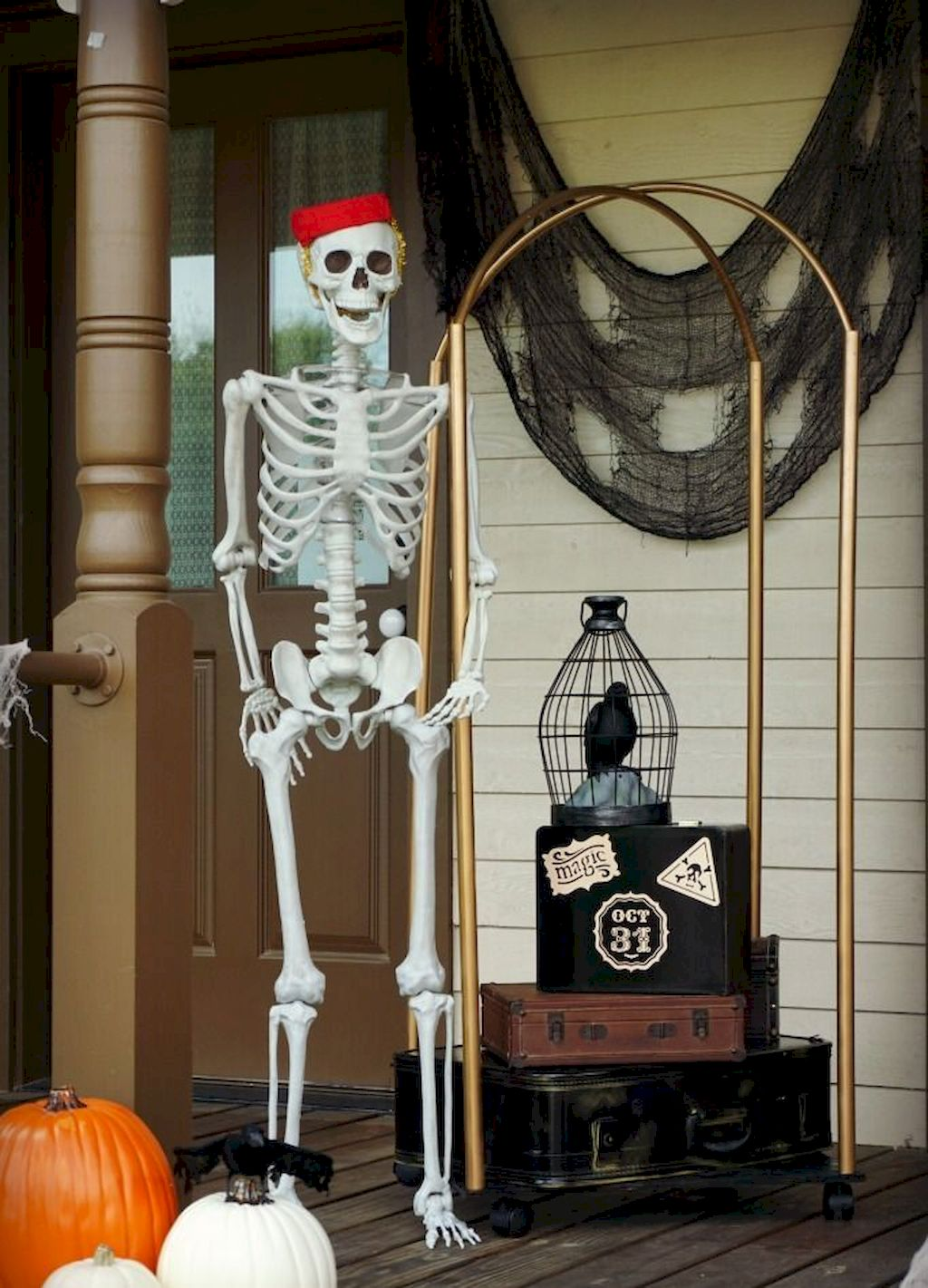 Spooky Halloween Party Decoration 136