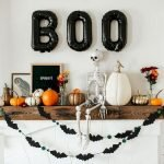 Classy Halloween Party Decoration 144