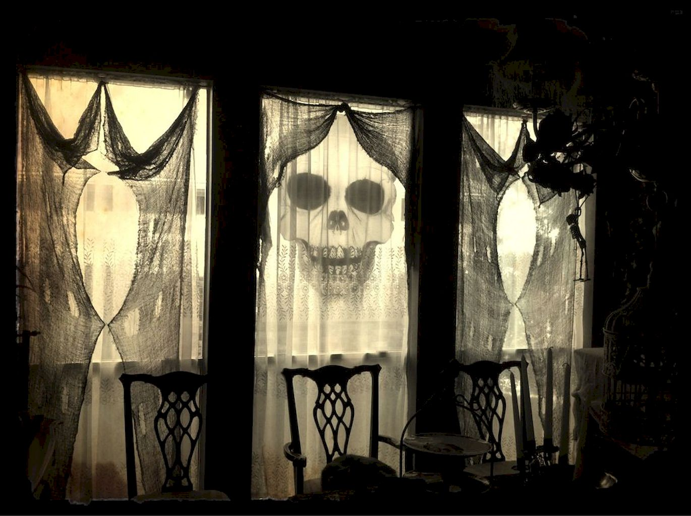 Spooky Halloween Party Decoration 164