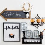 Classy Halloween Party Decoration 163