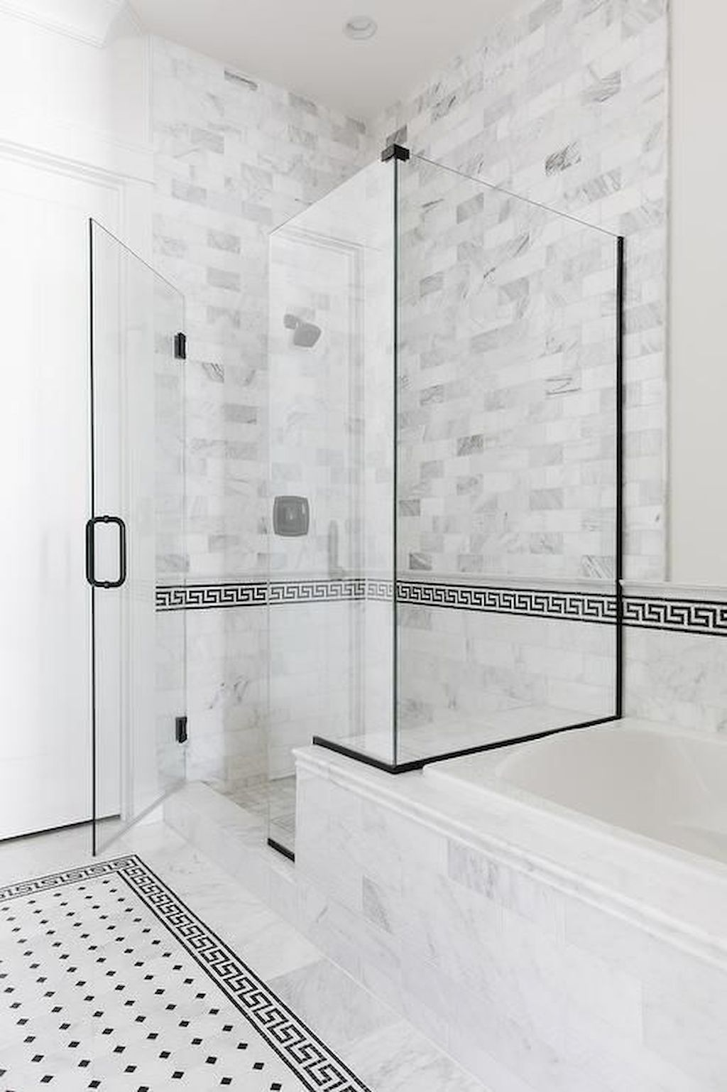 Things You Should Do For Glass Shower Door Frames 68