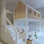 Ways To Embellish Your Kids Bedroom 107