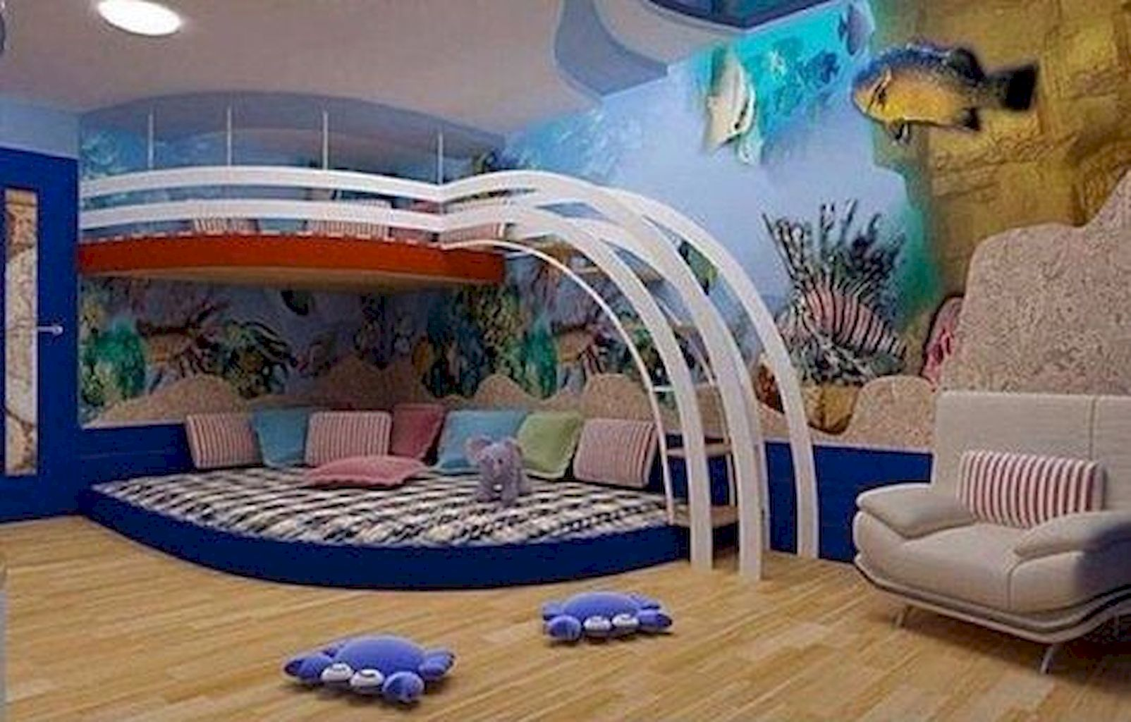 Ways To Embellish Your Kids Bedroom 55