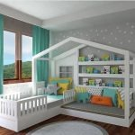 Ways To Embellish Your Kids Bedroom 67