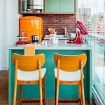 Choose best Color for small kitchen remodel 162