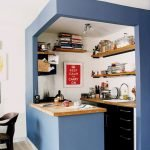 Choose best Color for small kitchen remodel 178