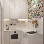 Choose best Color for small kitchen remodel 207