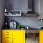 Choose best Color for small kitchen remodel 4