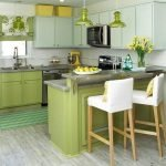 Choose best Color for small kitchen remodel 7