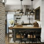 Choose best Color for small kitchen remodel 22