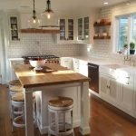 Choose best Color for small kitchen remodel 25