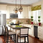 Choose best Color for small kitchen remodel 30