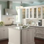Choose best Color for small kitchen remodel 36