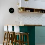 Choose best Color for small kitchen remodel 41