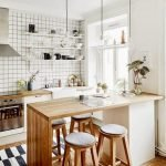 Choose best Color for small kitchen remodel 46