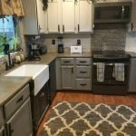Choose best Color for small kitchen remodel 48