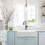 Choose best Color for small kitchen remodel 56