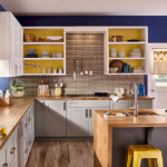 Choose best Color for small kitchen remodel 60