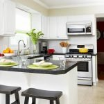 Choose best Color for small kitchen remodel 61