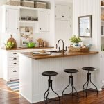 Choose best Color for small kitchen remodel 62