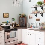 Choose best Color for small kitchen remodel 67