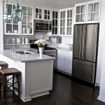 Choose best Color for small kitchen remodel 75