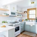 Choose best Color for small kitchen remodel 77