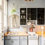 Choose best Color for small kitchen remodel 80