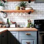 Choose best Color for small kitchen remodel 85