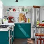 Choose best Color for small kitchen remodel 87