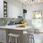 Choose best Color for small kitchen remodel 94