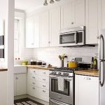 Choose best Color for small kitchen remodel 97